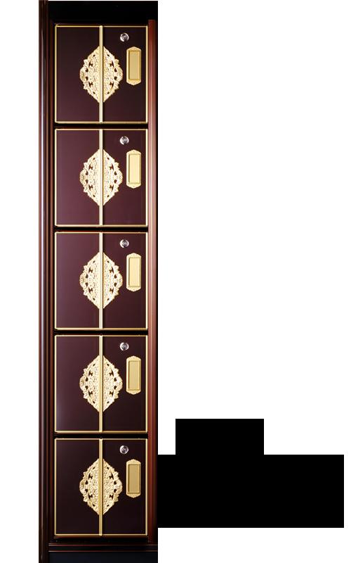 納骨壇5段納骨壇イメージ