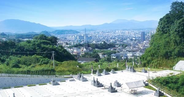 柚ノ木浄苑Ⅱの風景